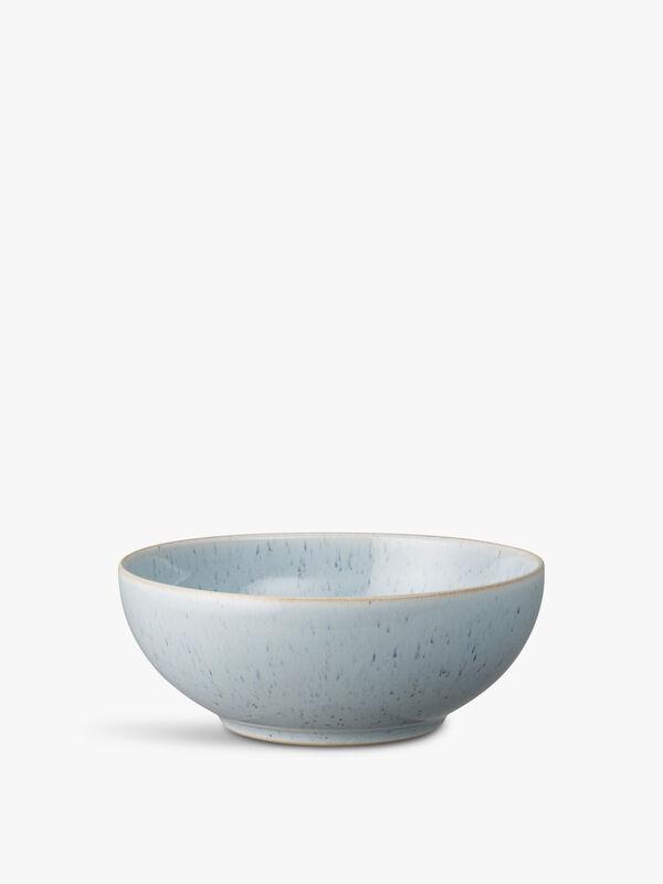 Studio Blue Pebble Cereal Bowl