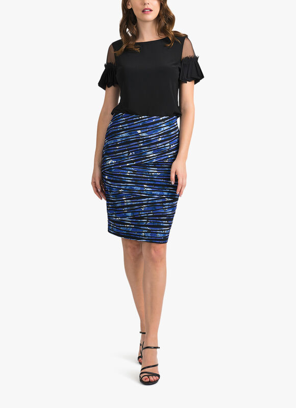 Cascade Layer Skirt
