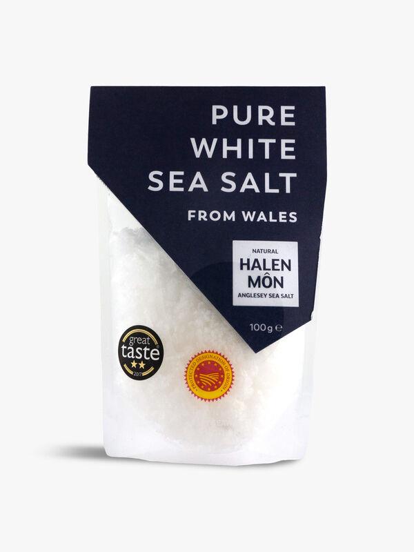 Sea Salt Pouch 100g