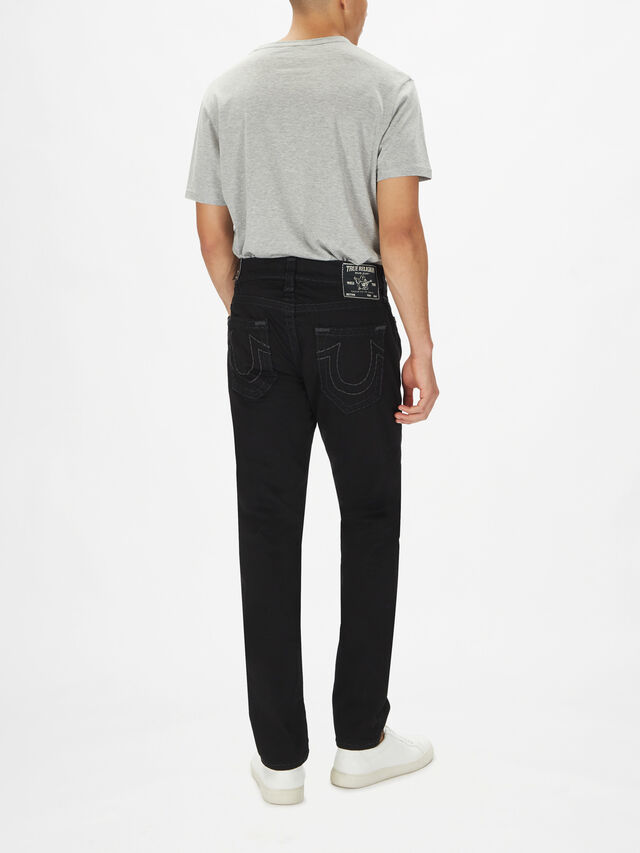 Rocco Half Inch Relaxed Skinny Jeans
