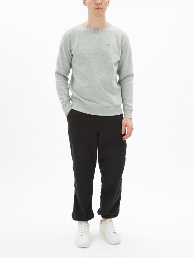 Regular Fit Fleece Sweatshirt