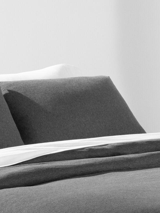 CK Harrison Charcoal Pillowcase Pair