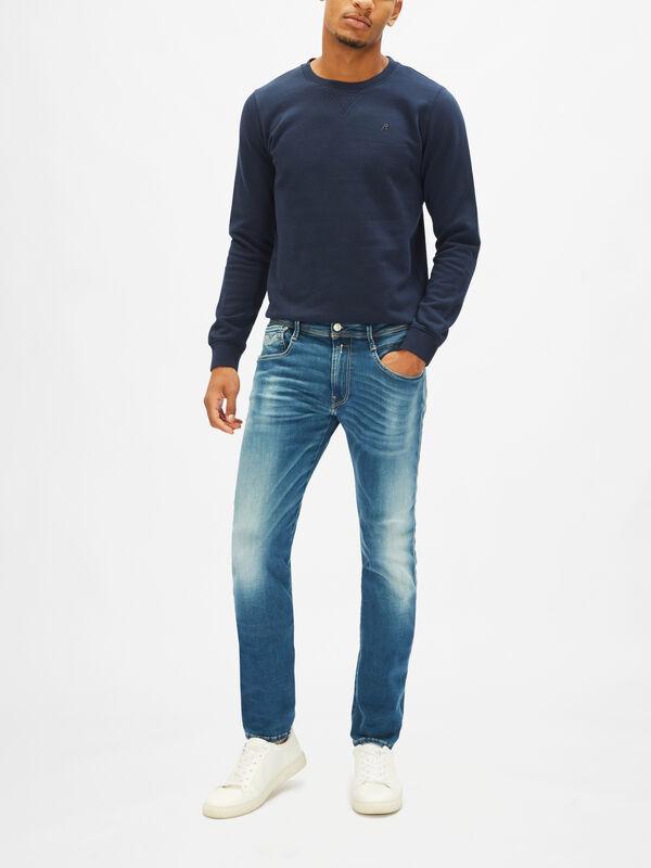 Anbass Slim Hyperflex Bio Jeans