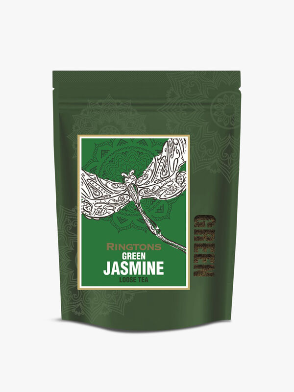 Green Jasmine Loose Tea 100g