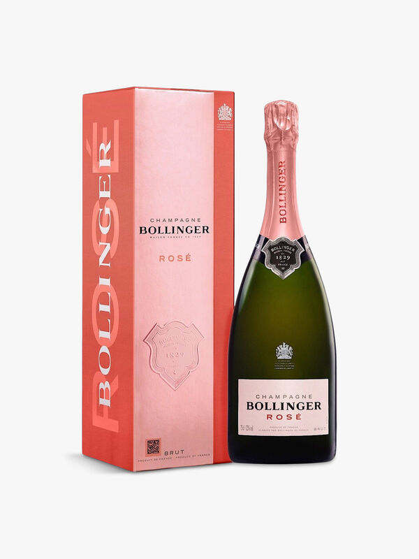 Rose NV Champagne GIft Box 75cl