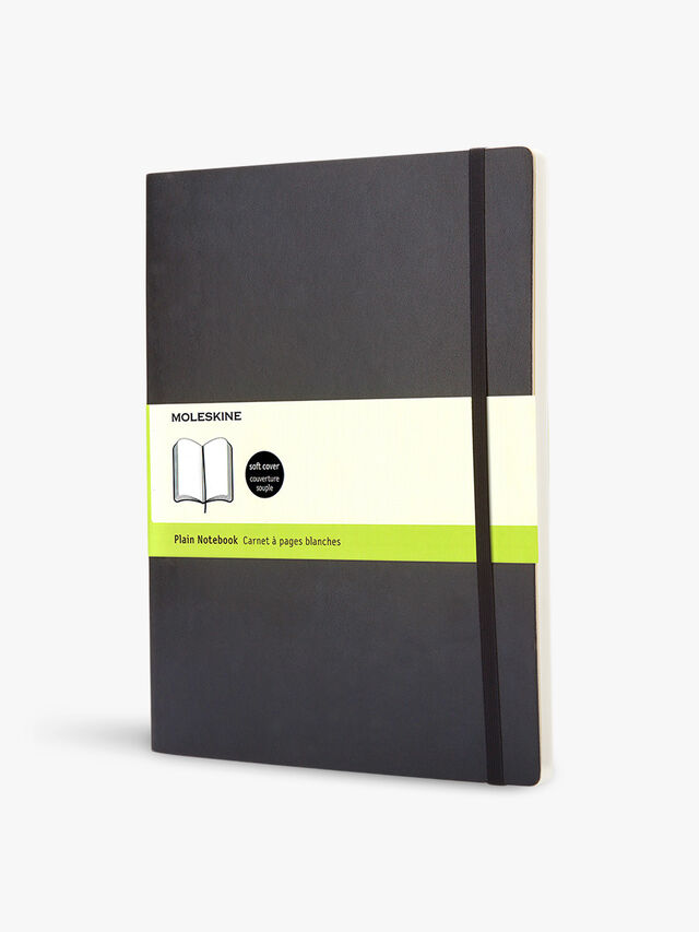 Cahier Extra Large Plain Notebook