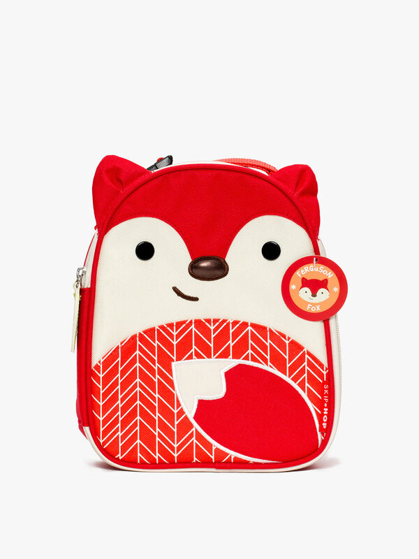 Zoo Lunchie Fox Lunch Bag
