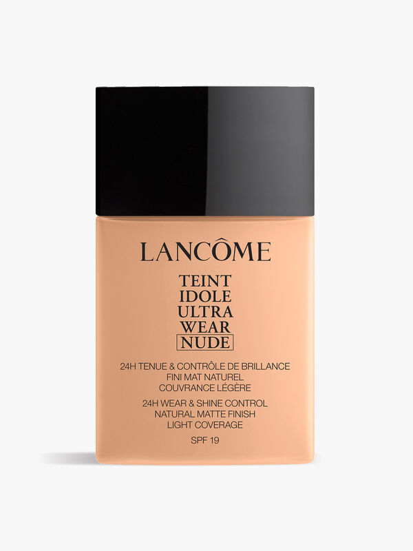 Teint Idole Ultra Wear Nude Foundation SPF 19