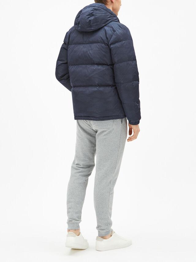 Down Printed Jacket