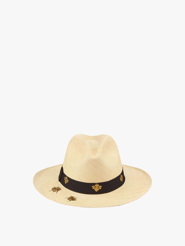 Golden Bees Hat
