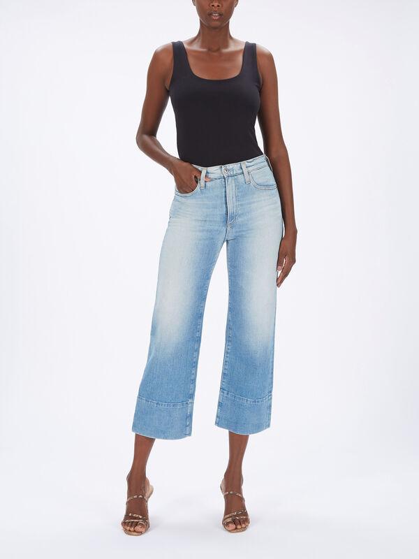 Etta High Rise Wide Leg