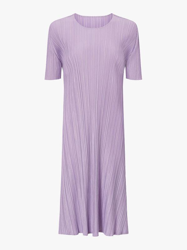 Mellow Pleats Dress