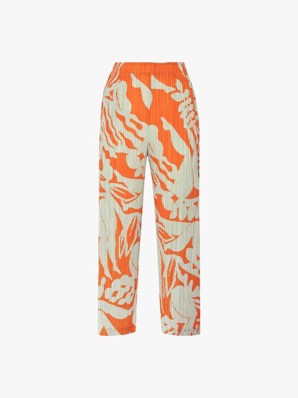 Swimming Print Trouser