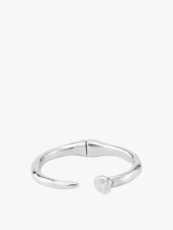 Nail Hinged Bracelet