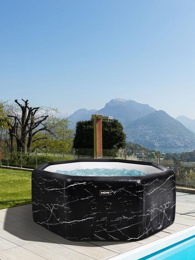 Rome Hot Tub