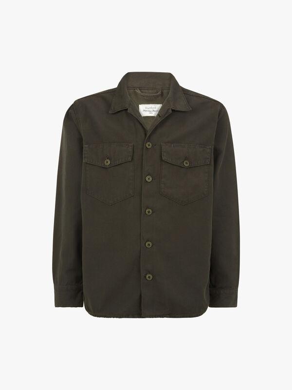 Jame Cotton Overshirt