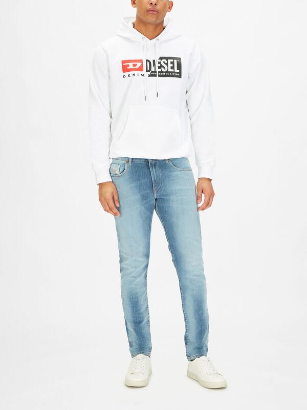 D-Strukt 009Nf Slim Fit Jeans