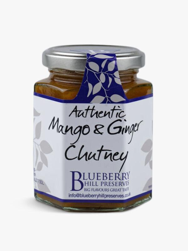 Mango & Ginger Chutney 205g