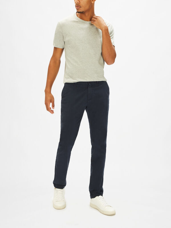Straight Fit Chino