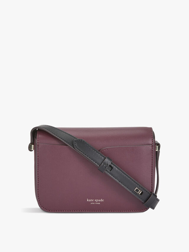 Nicola Twistlock Small Shoulder Bag