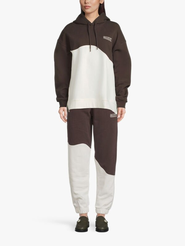 Software Two Toned Wave Joggers