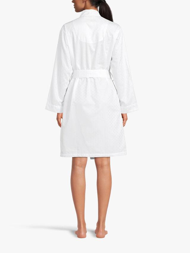 Kate White Ladies Robe