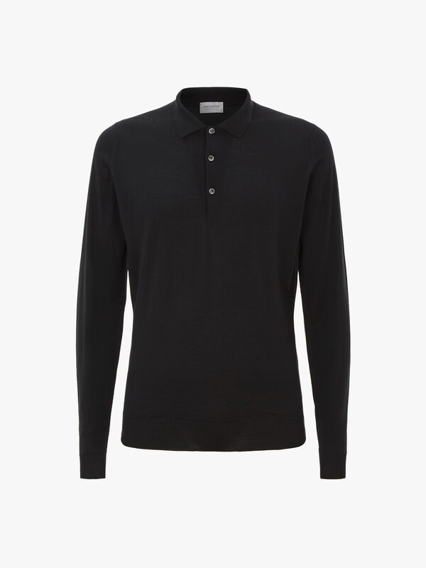 Belper Long Sleeve Polo