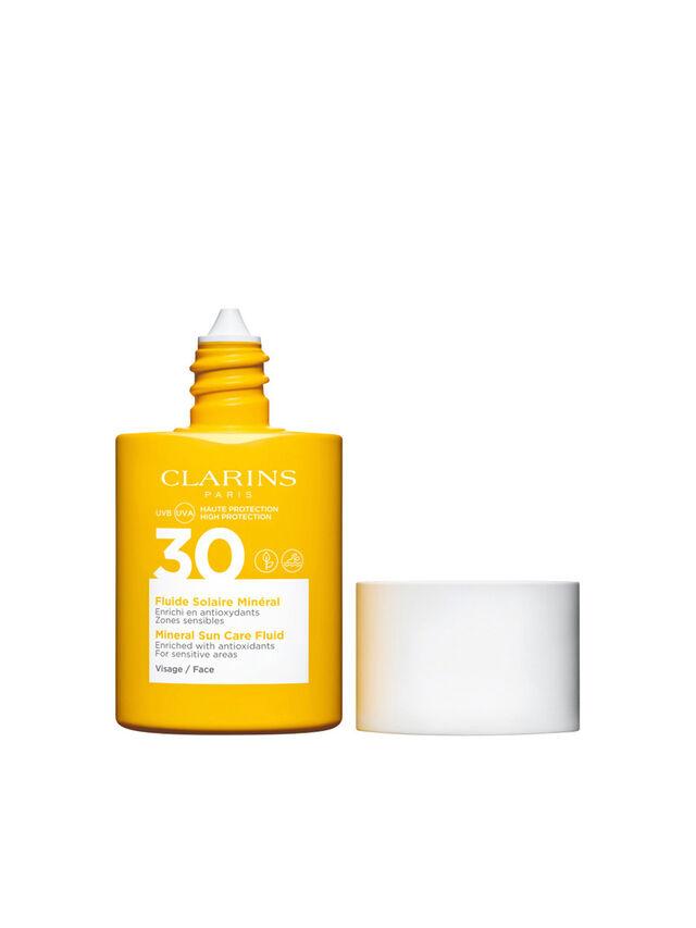 Mineral Facial Sun Care Fluid UVB/UVA 30