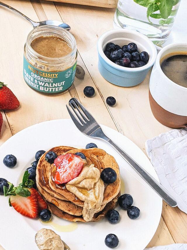 Organic Date and Walnut  Butter