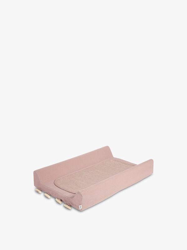 Contour Changing Mat Pink