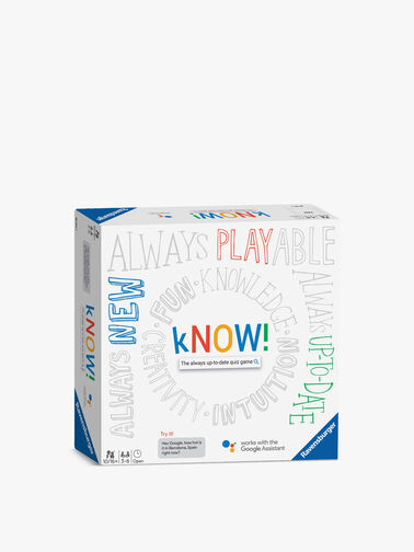 Know! The Always-Up-To-Date Quiz Game Powered