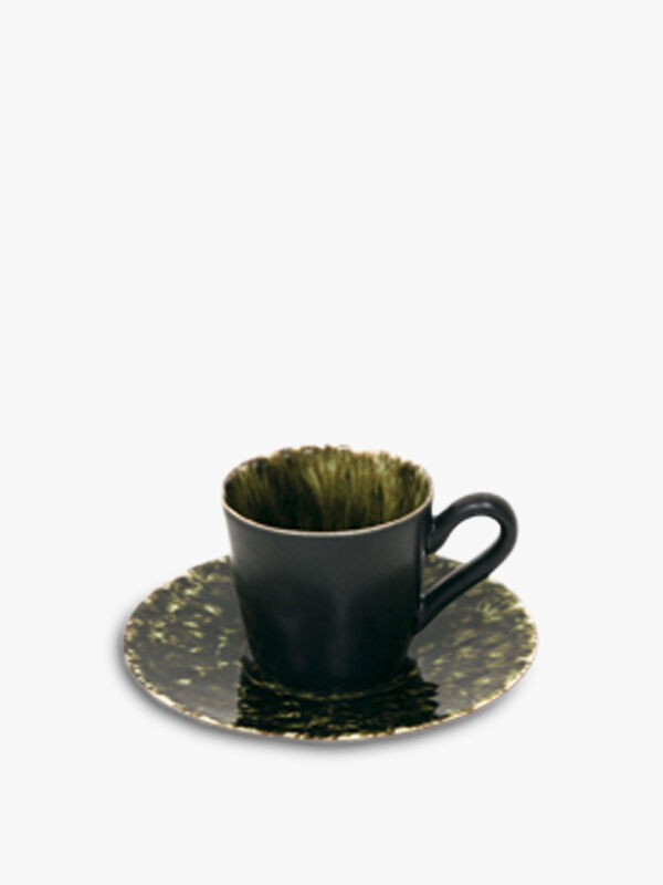 Riviera Forets Coffee Cup and Saucer