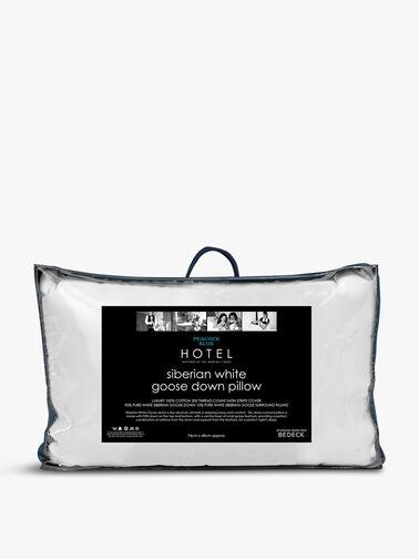 Siberian Goose Down Pillow