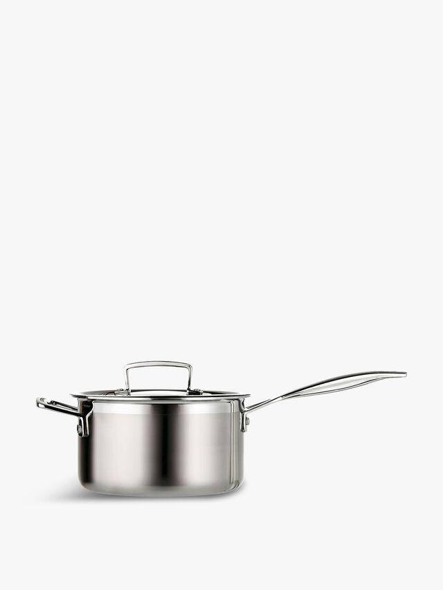 Stainless Steel Saucepan 16cm