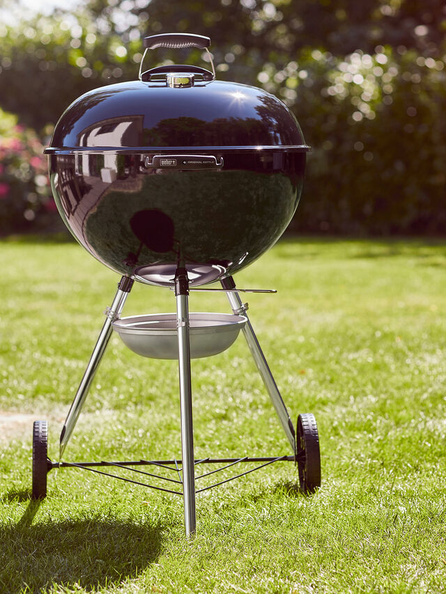 Original Kettle E-5710 Charcoal Barbecue 57 cm