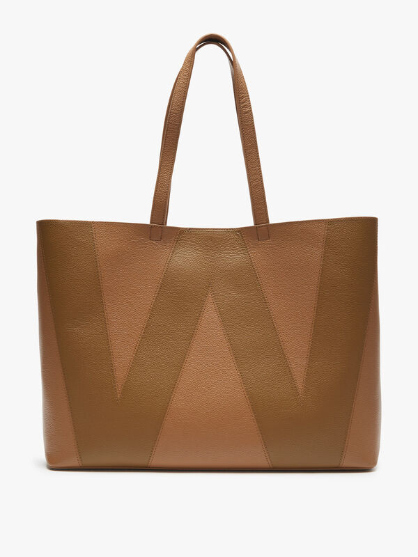 Legge Large Shoulder Tote Bag