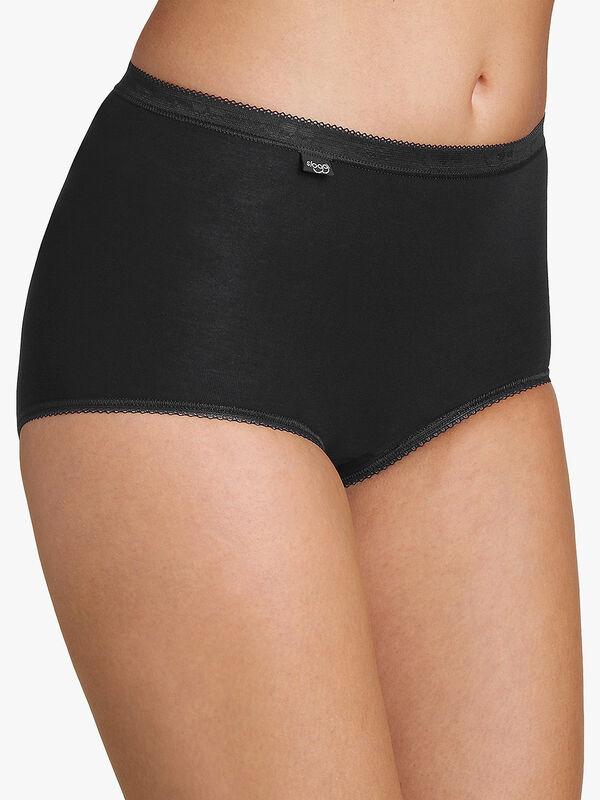 Basic+ 3 Pack Maxi Briefs