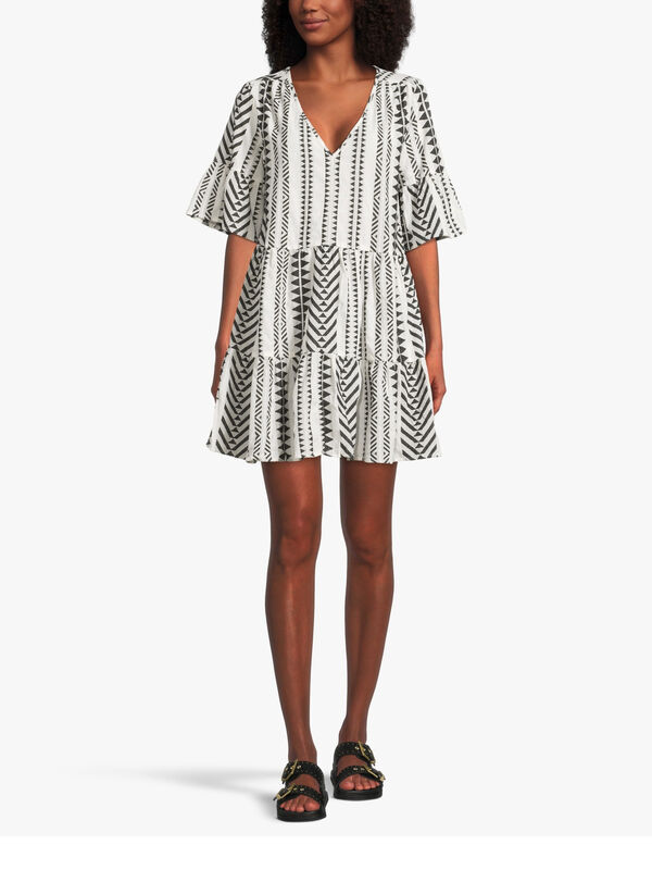 Madelina Short Dress