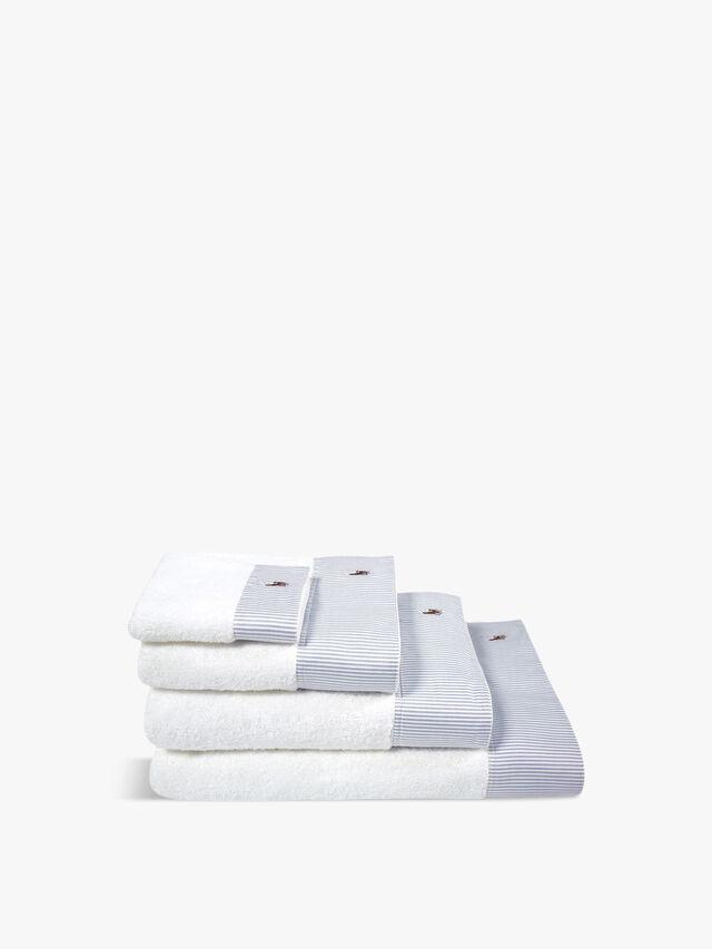 Oxford Hand Towel