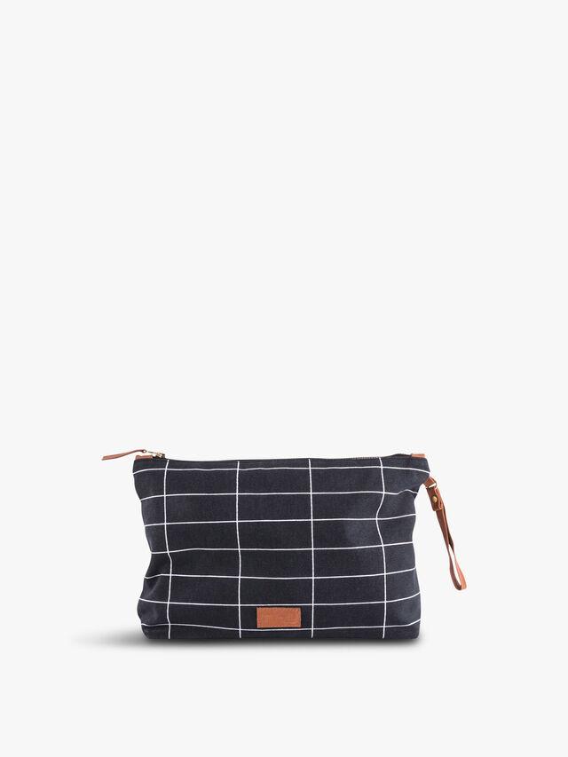 Tile Stone Vanity Bag