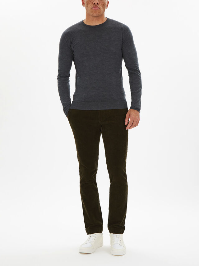 Lundy Crew Neck Pullover