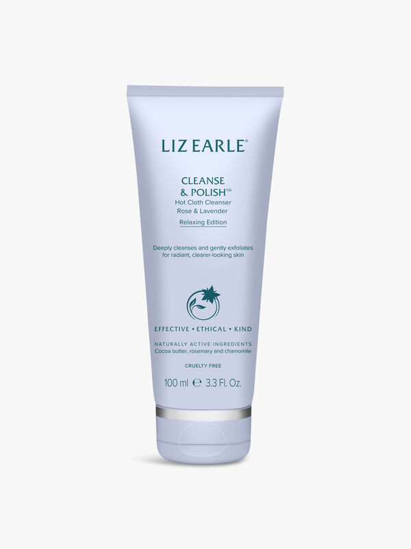 Cleanse and Polish Relaxing Edition 100ml Tube