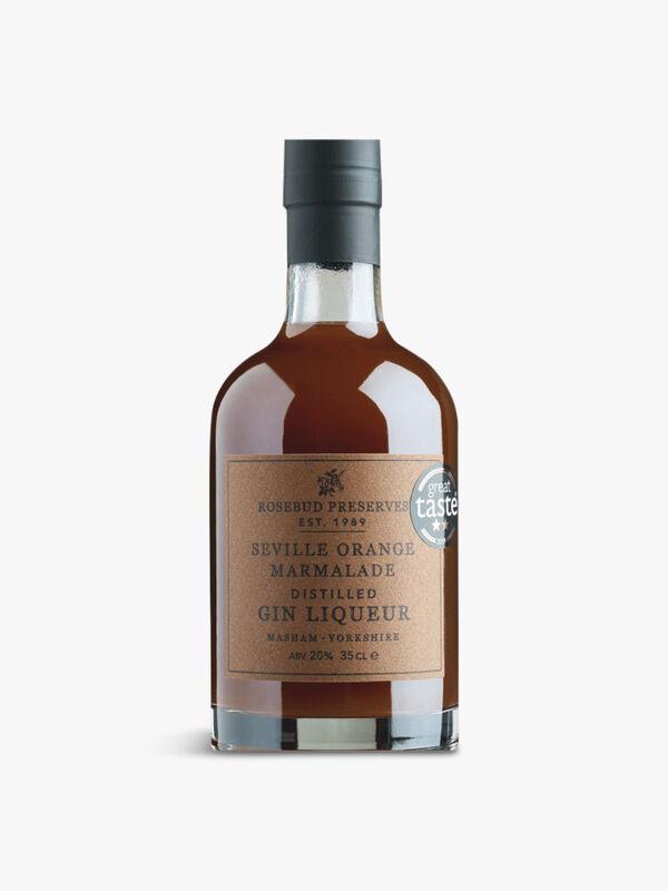 Seville Orange Marmalade Distilled Gin Liquer 35cl