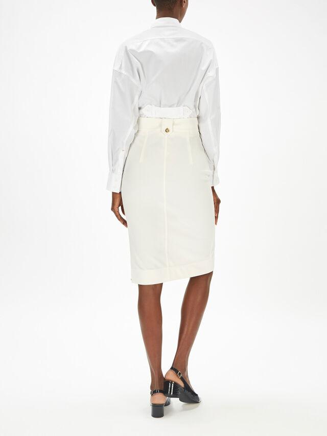 Fune Midi Skirt