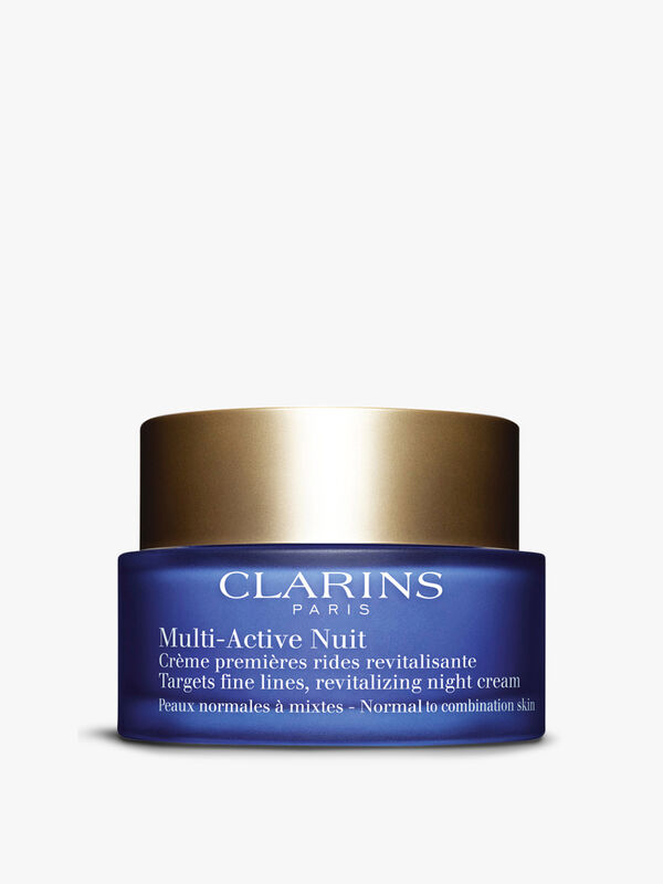 Multi-Active Night Cream All Skin Types