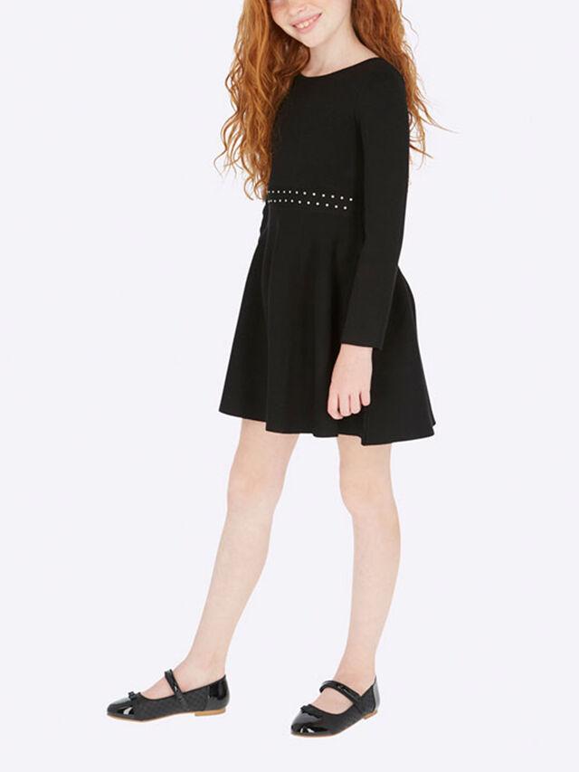 Sparkly Waist Dress