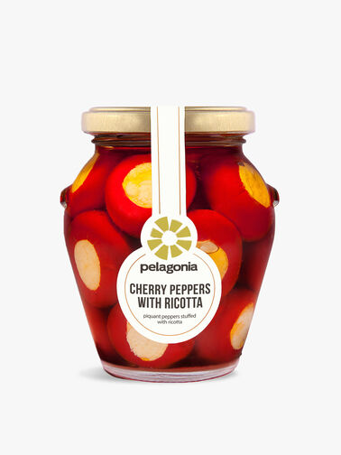 Cherry Peppers with Ricotta 280g