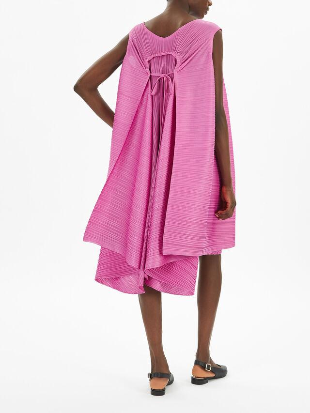 Petal Sleeveless Dress