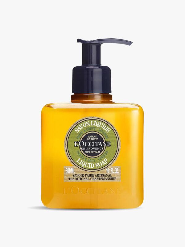Shea Verbena Liquid Hand Soap