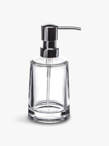 Serene Collection Acrylic Liquid Soap Dispenser